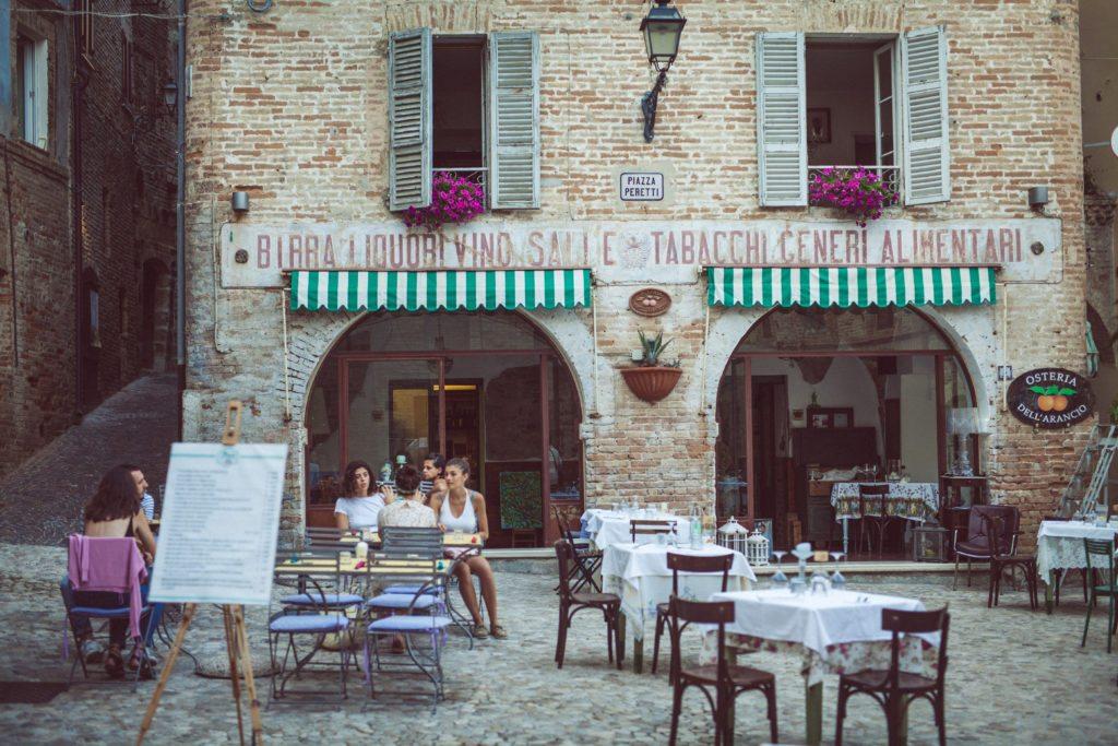 Village Italie