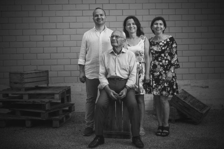Orazio et sa famille