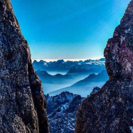 montagne dolomites