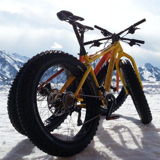 fatbike ski