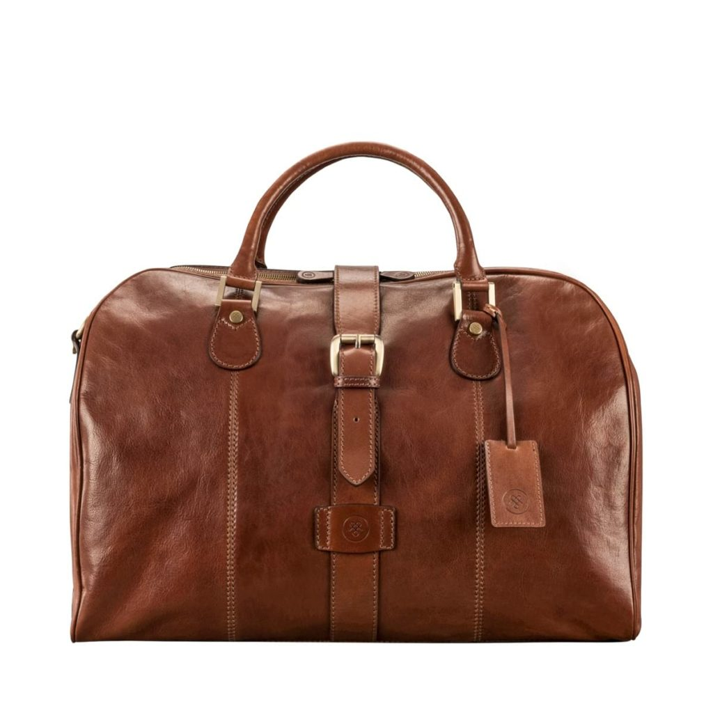 farini sac voyage cuir