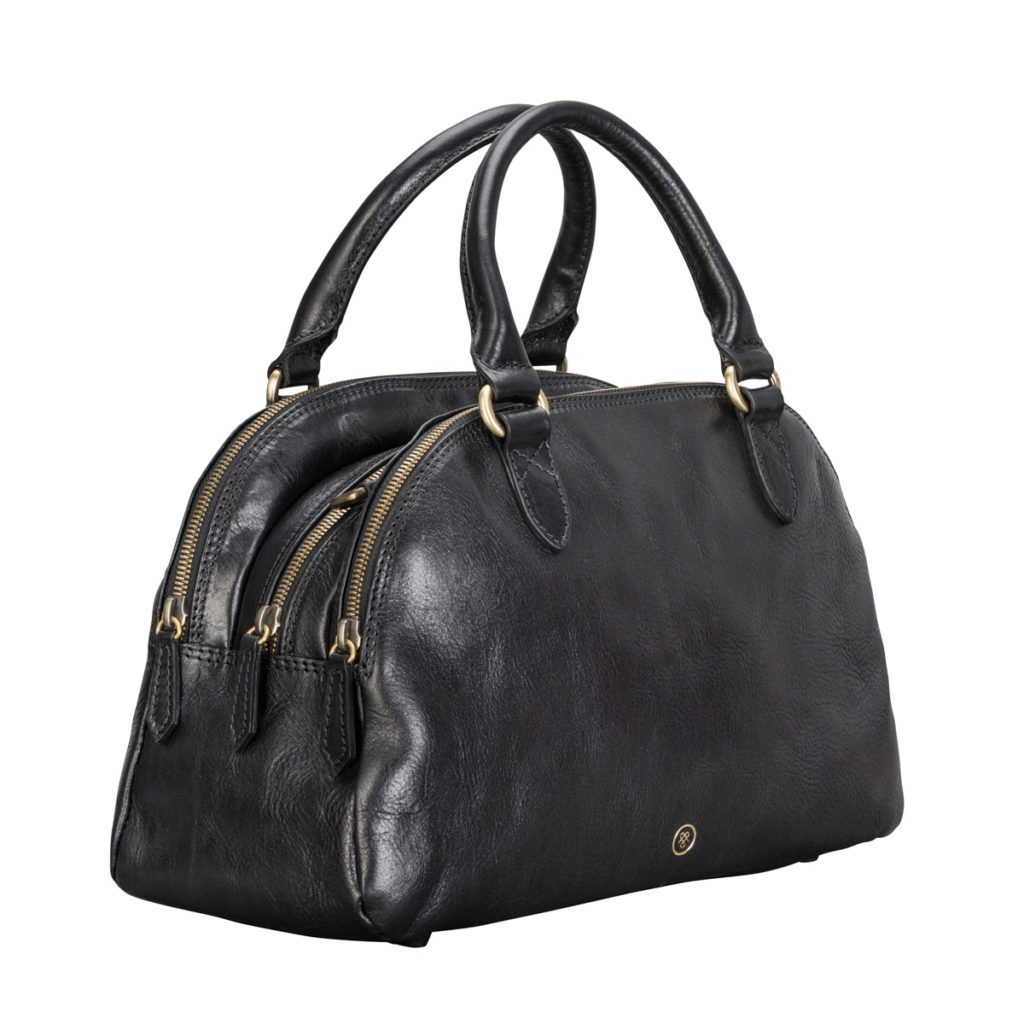 sac à main cuir noir