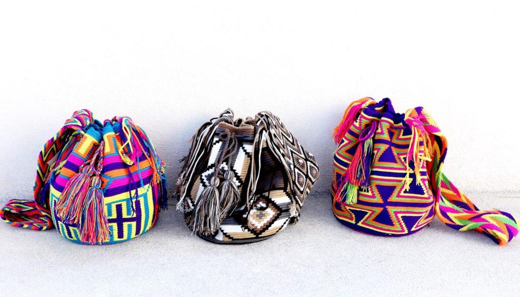 sac mochila colombienne