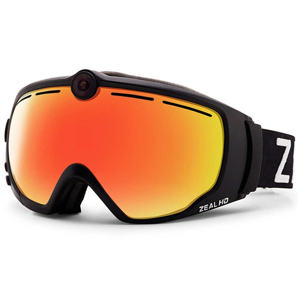 masque ski camera